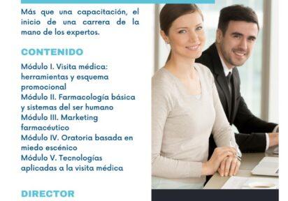 Programa Integral de Formación en Visita Médica