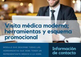 Webinar; Historia de la Visita Médica en RD y los nuevos Retos